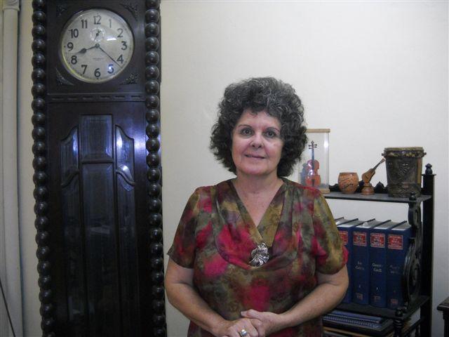 Soprano Lucy Provedo