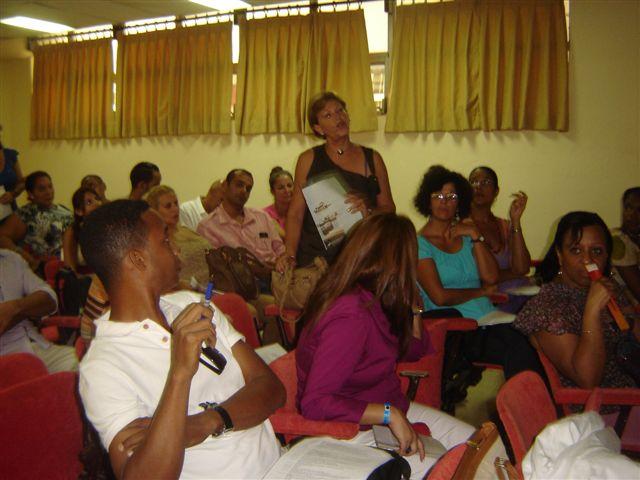 II Simposio Académico sobre adicciones en el Centro de Eventos ORTOP del Complejo Ortopédico Internacional Frank País en La Habana