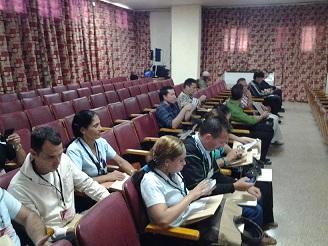 Asamblea de la Unión de Informáticos de Cuba en Mayabeque