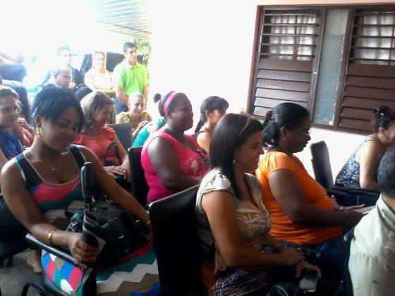 Acto de entrega de Delegado del Instituto Cubano de Radio y Televisión (ICRT) en Mayabeque