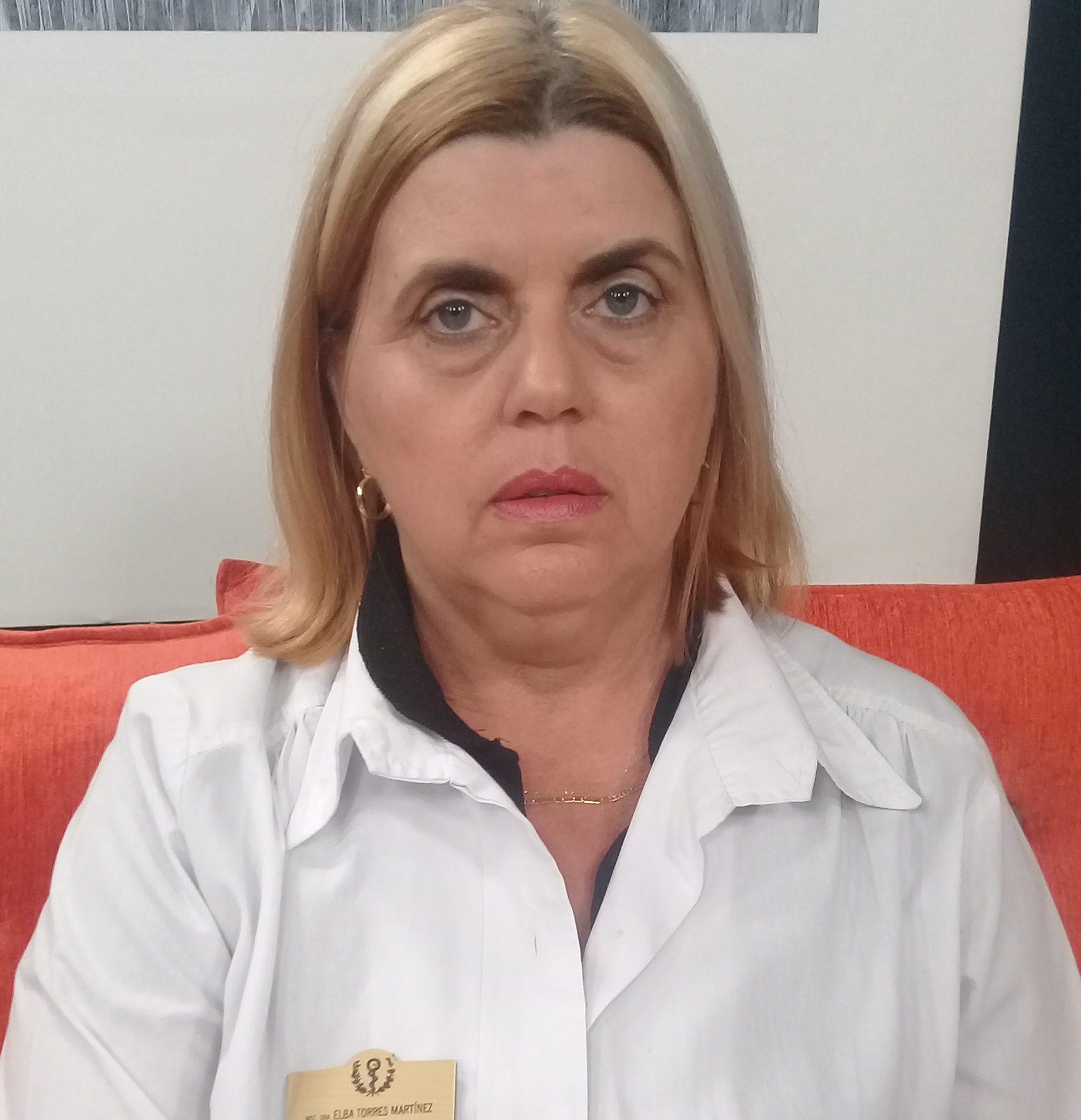 Elba Torres Martínez