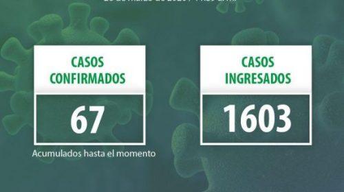 Minsap actualiza sobre coronavirus día 26-03-2020