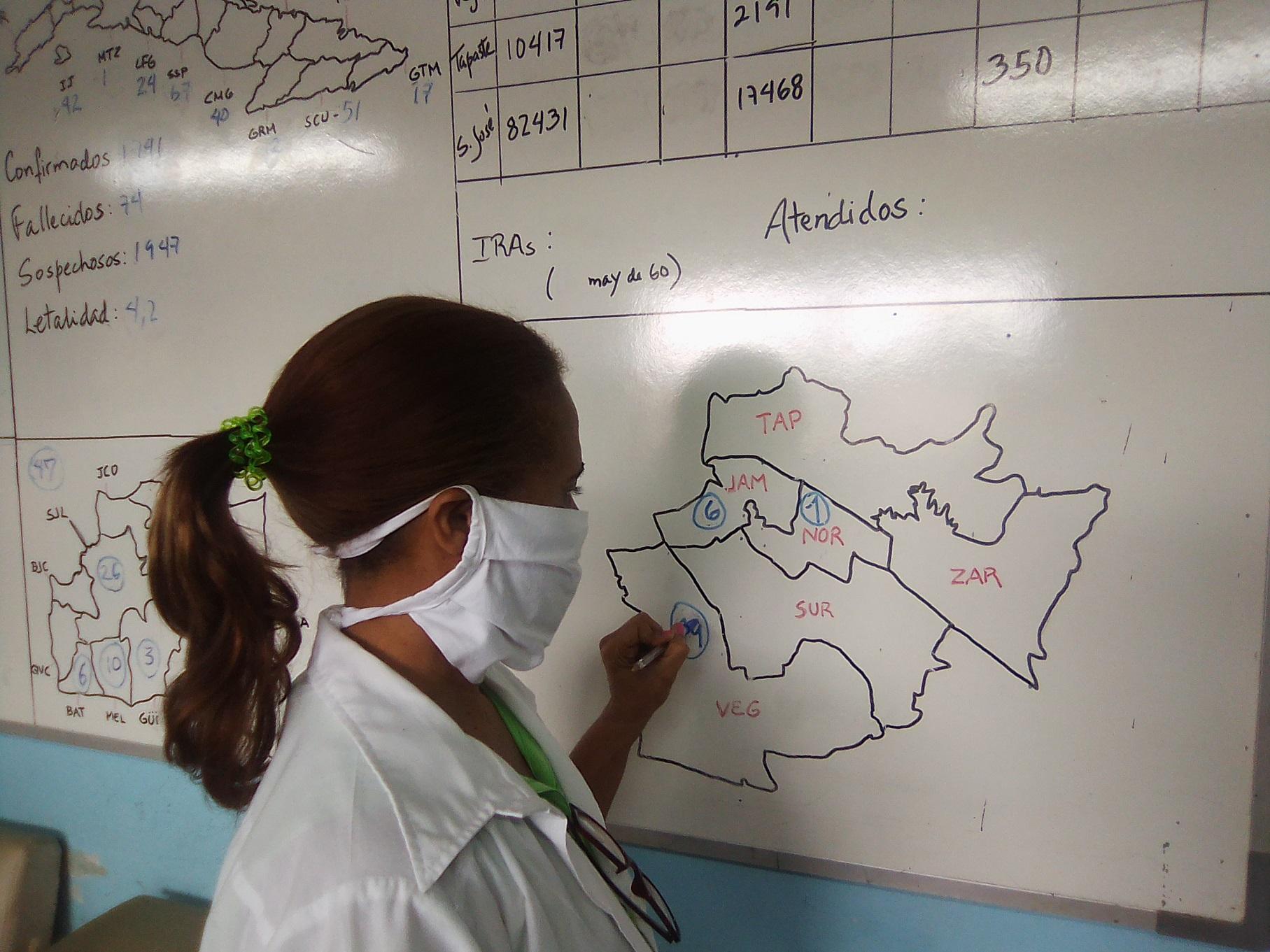 Especialista en vigilancia epidemiógica