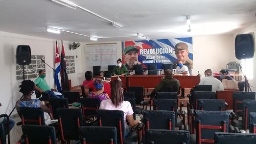 Consejo de Defensa Municipal de San José de las Lajas