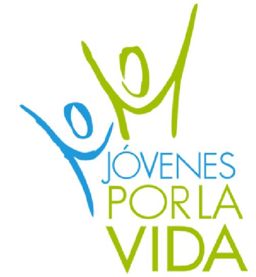 Logo de Jóvenes por la vida