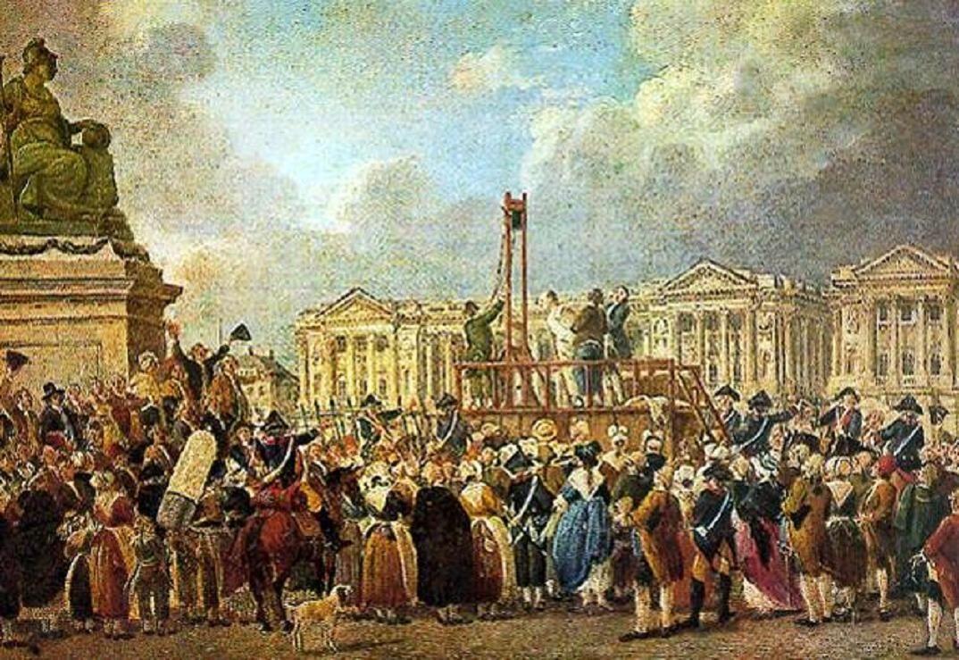 Revolución Francesa. Foto tomada de Telesur