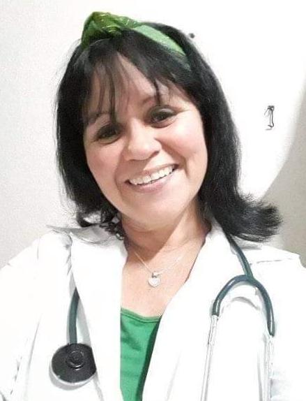 Doctora Odalis Arencibia del Consultorio número 4 del Médico y la Enfermera de la Familia, del Policlínico Luis Orlando Turcios Lima