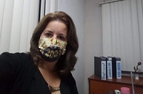 Eida Pérez Hernández, presidenta de la Cooperativa no Agrooecuaria de Materias Primas