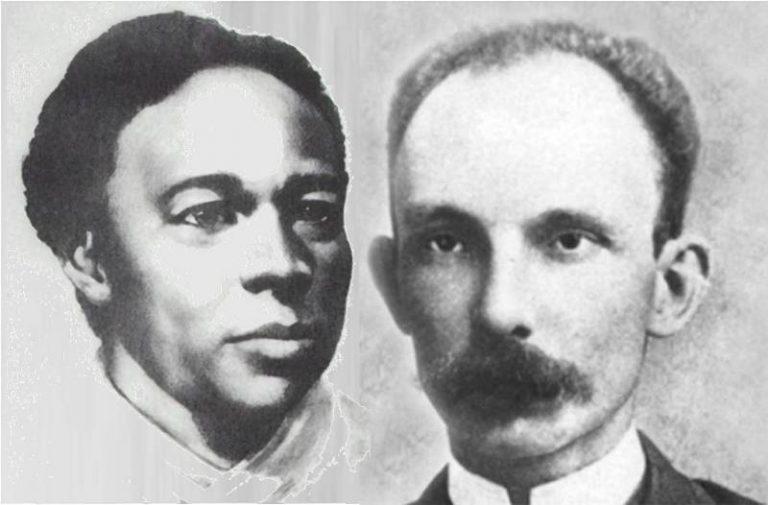 Paulina Pedroso y José Martí